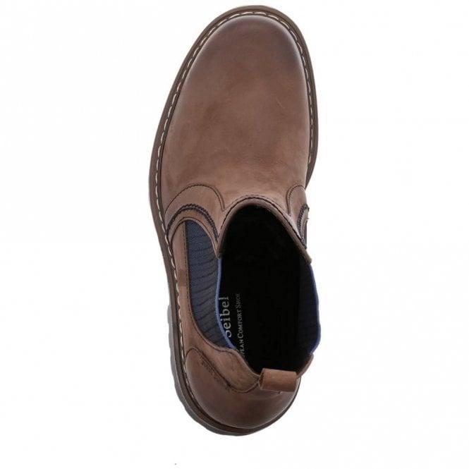 Schnelle Lieferung Rabatt-Sammlung 100% authentifiziert Josef Seibel Chance 27 Brown Waxy Leather Boot