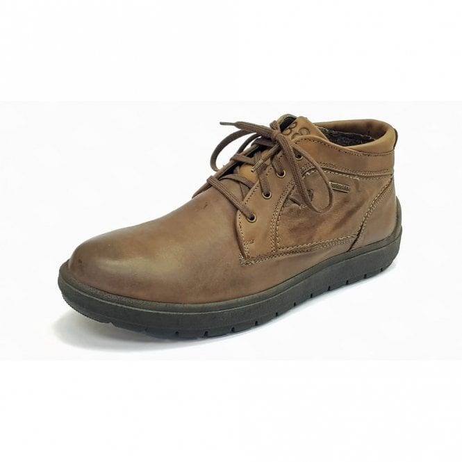 7b29f84a8ab18 Rudi 33 Moro Brown Waxy Leather Waterproof Boot