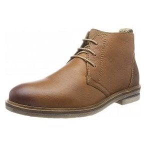 online Shop auf großhandel hoch gelobt Chance 27 Brown Waxy Leather Boot