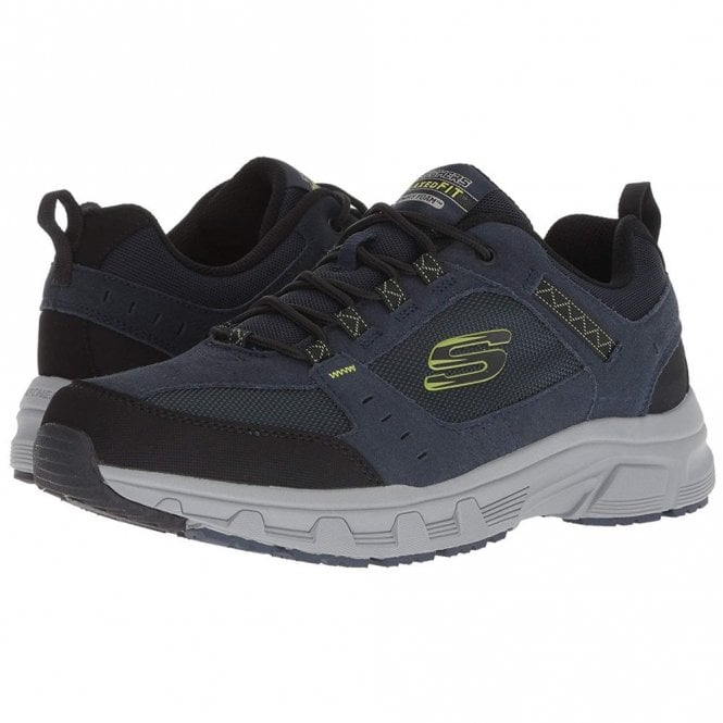 skechers relaxed fit trainers