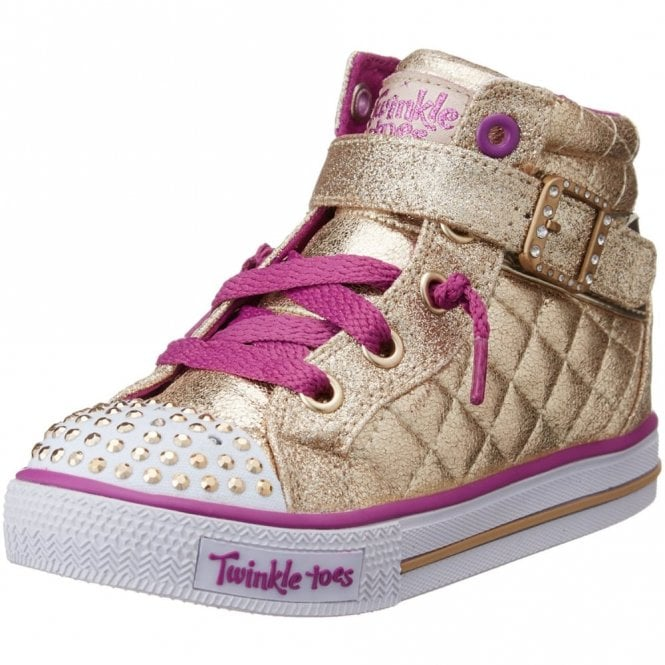 Twinkle Toes  Shuffles - Sweetheart Sole Boot 3b8972792da