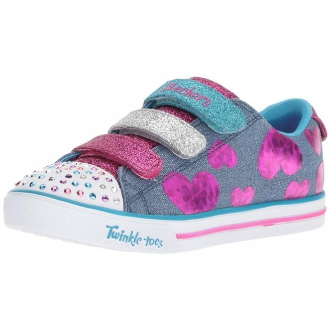 Skechers Twinkle Toes: Sparkle Lite
